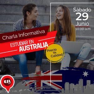 Estudia inglés y trabaja en Australia 2019